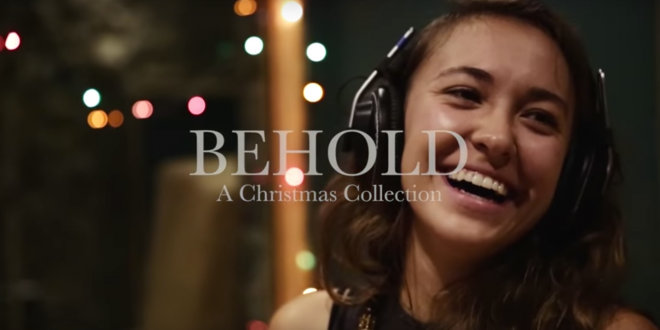 award winning singersongwriter lauren daigle will release her first ever christmas album titled behold on october 21 lzmradiomiami